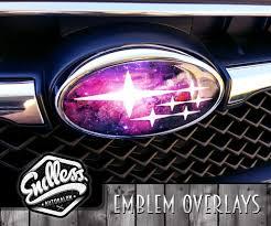 All Subaru Galaxy Space Stars Emblem Overlays Pre Cut Highest Quality Endless Autosalon