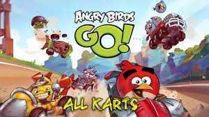 Angry Birds Go! - Review: All Karts **NEW** Android/iOS - YouTube