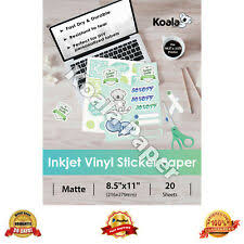 Printable Vinyl Products For Sale Ebay