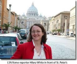 Seraphic Singles: Pray for Hilary White