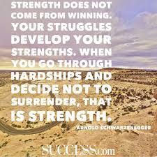 motivational quotes about strength success