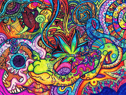 trippy laptop wallpapers top free