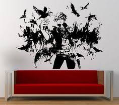 30 Anime People Wall Stickers Decals Ideas Wall Stickers Anime People Wall Decals