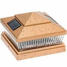6x6 Solar Post Caps For Sale Ebay