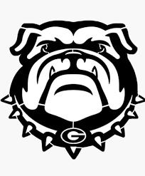 Uga Bulldog Decal Etsy