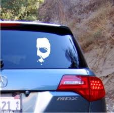 Michael Myers Halloween Vinyl Decal Sticker Texas Die Cuts