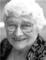 Hilda Sanders 1920 - 2014 - Obituary