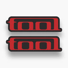 2x Tool Decals Vinyl Stickers Rock Band Logo Fear Inoculum Window Car Truck Ebay