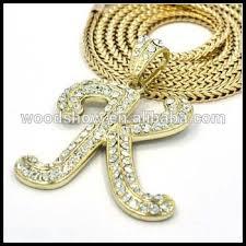 custom men s letter k pendants