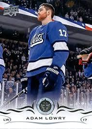 Amazon.com: 2018-19 Upper Deck #447 Adam Lowry Mint Hockey NHL Winn Jets:  Collectibles & Fine Art
