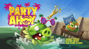 Party Ahoy | Angry Birds Wiki