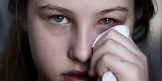 coronavirus symptoms pink eye viral