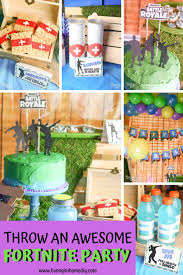 fortnite birthday party