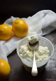 homemade ricotta cheese only 3