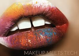 makeup meets tech sara domi