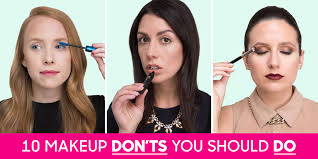 makeup rules you should totally break