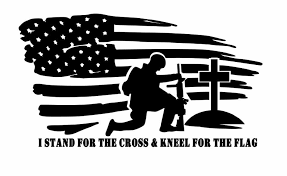 Stand For The Flag Vinyl Decal Sticker Truck Diesel Car Hunting Sig Cross Nfl Us Oracal In 2020 Vinyl Decal Stickers Jeep Stickers American Flag Decal Cars