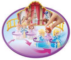 Vũ điệu công chúa Disney Sofia The First Dancing Sisters