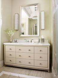 bathroom vanity with gaps on the side