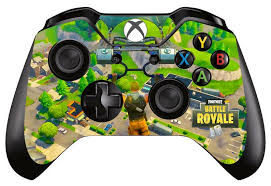 Fortnite Skin Sticker Decal For Microsoft Xbox One Game Controller Skins Stickers For Xbox One Controller Vi Xbox One Games Xbox One Controller Xbox Controller