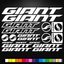 Compatible Giant Vinyl Stickers Sheet Bike Frame Cycle Cycling Bicycle Mtb Road Bike Frame Vinyl Decal Stickers Sticker Sheets