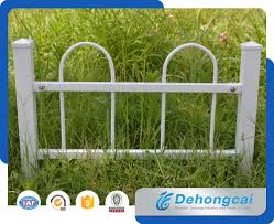 China Elegant Welded Wrought Iron Fence Design Aluminum Decorative Garden Fencing China Fencing Garden Fencing