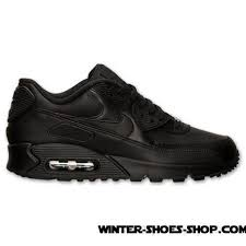 nike air max 90 leather running shoe