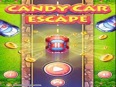 candy car escape car games play