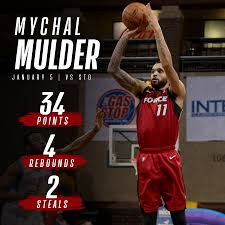 You can't stop Mychal Mulder. Shooting... - Sioux Falls Skyforce | Facebook