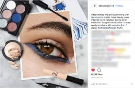 e l f cosmetics launches see now