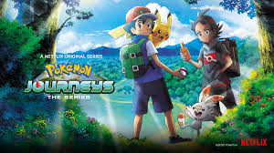 The New Pokémon Series Will Air Exclusively on Netflix in the USA ...