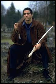 Duncan before his fight w/ Luther | Adrian paul, Highlander movie,  Highlander