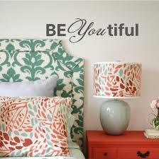 Be You Tiful Beautiful Beautiful Vinyl Wall Decal Beautiful Etsy