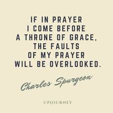 best charles spurgeon quotes about faith prayer humility