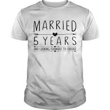 5th wedding anniversary marriage gifts