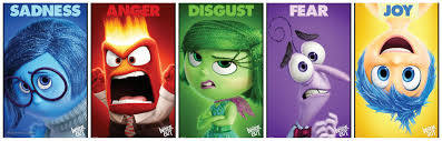 Inside Out Animation Movie Emotions 19