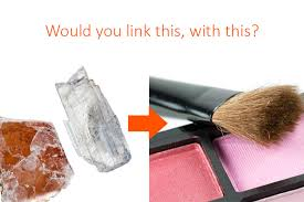 susnable cosmetics mica a mineral