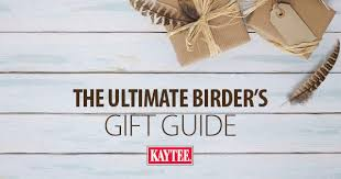 ultimate birder s gift guide
