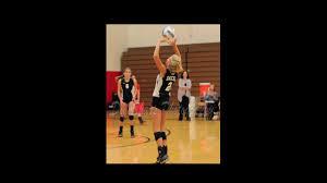 Callie Murphy 2013 Recruiting Video Volleyball SETTER - YouTube