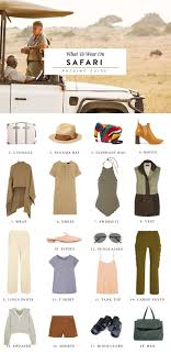 what to wear on safari 20 things you