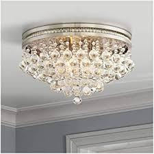 regina modern ceiling light flush mount