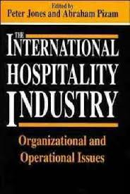The International Hospitality Industry : Peter Jones : 9780471594123