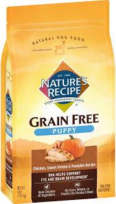 nature s recipe grain free puppy