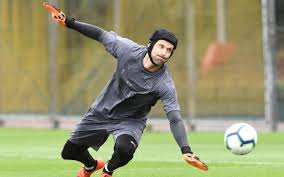 Arsenal goalkeeper Petr Cech backed by ...