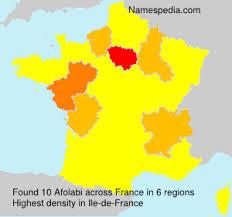 Afolabi - Names Encyclopedia