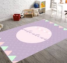 Cirque Du Polka Polka Dot Rug Kids Room Rug Boy Nursery Decor Girl Nursery Decor Child Be Wild