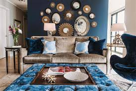 22 living rooms with metal wall