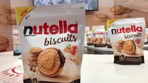 Nutella Biscuits è boom, alla Ferrero di Balvano turni anche ...