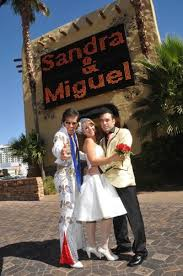 get married in las vegas with your