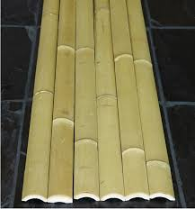 Art Split Bamboo Fence Natural Fencing Wall Slat For Gardening Buy Cheap Bamboo Fencing Art Metal Fence For Gardening Cheap Natural Bamboo Fencing Roll Product On Alibaba Com